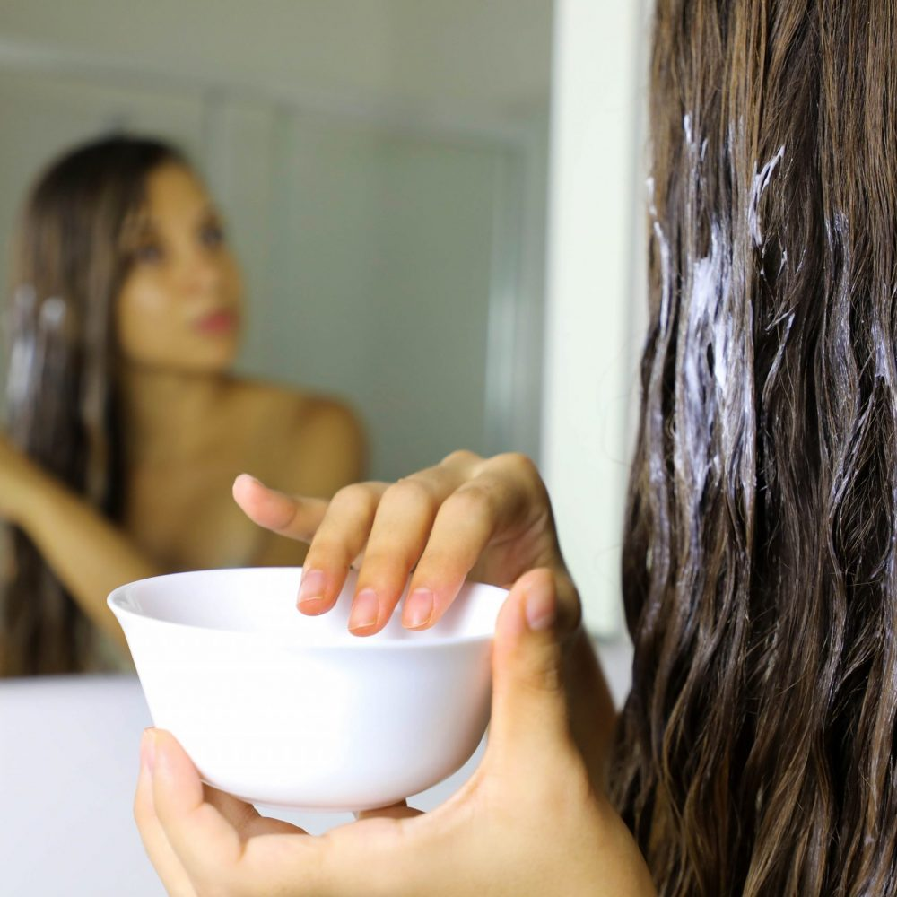 four hair masks to strengthen your hair