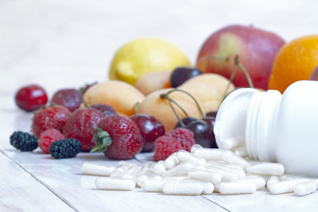 vitamins play a key role in hair growth